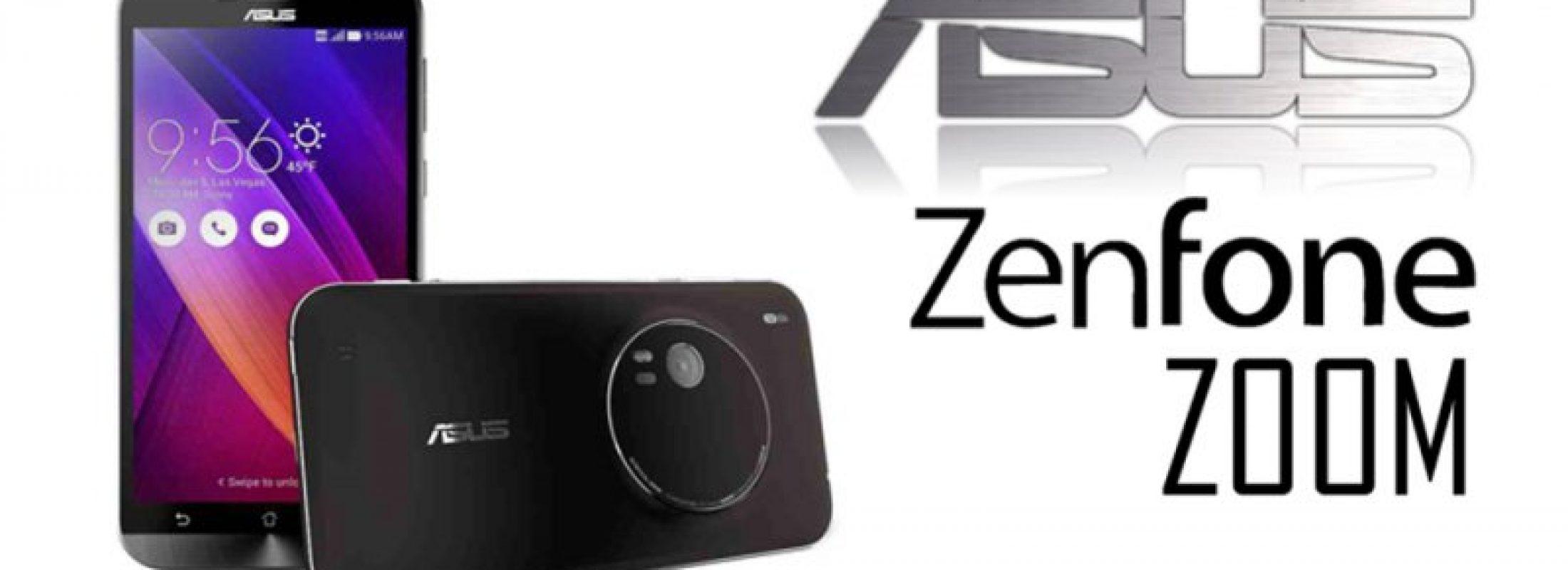 Asus'tan çift kameralı Zenfone 3 Zoom!