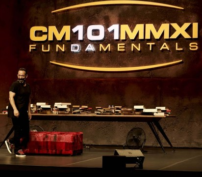 Cem Yılmaz – CM101MMXI FUNDAMENTALS Teaser Fragman