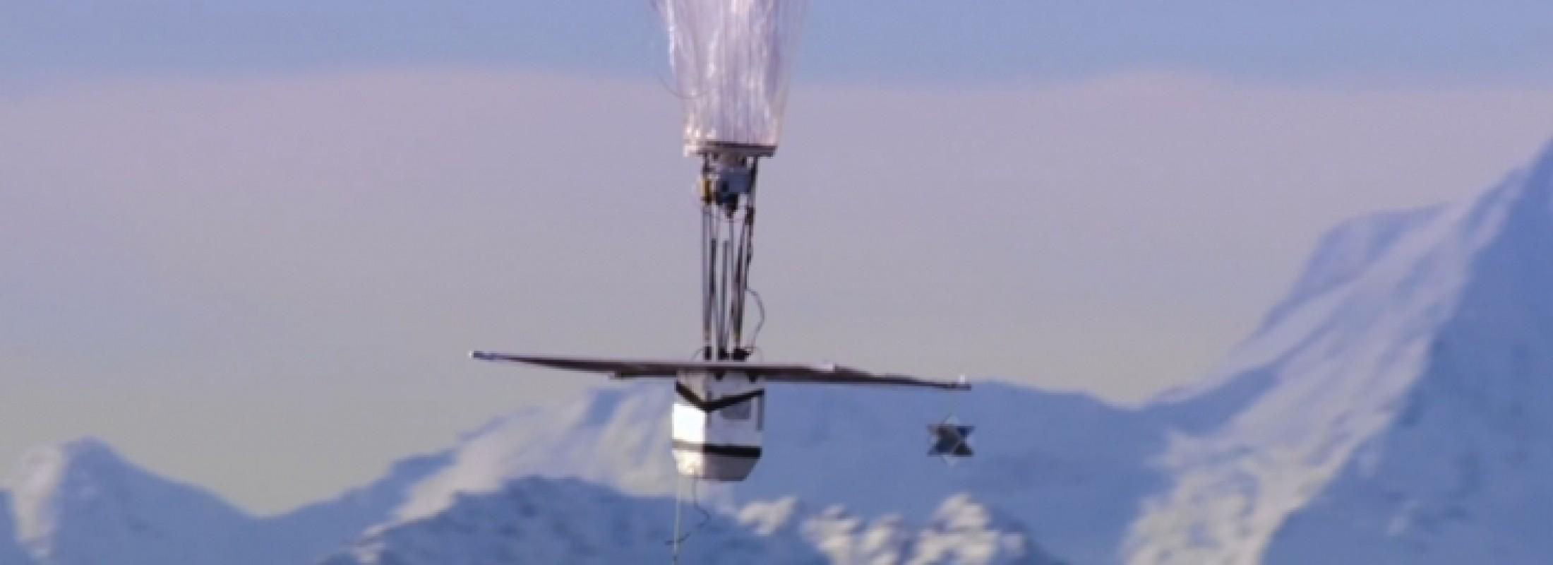 Google, Çok Yakında İnternet Taşıyan Balonlarını Uçuracak