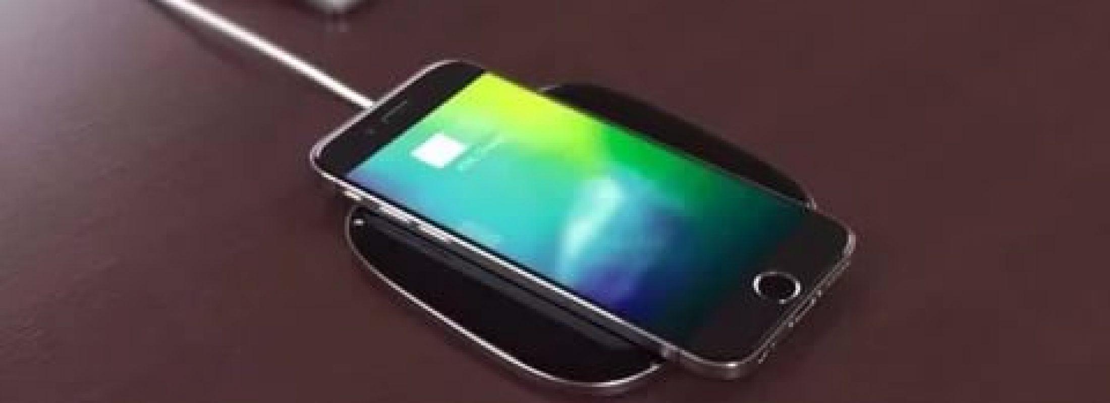 Apple'ın 2017 model tüm iPhone'ları kablosuz şarj özelliğiyle gelecek