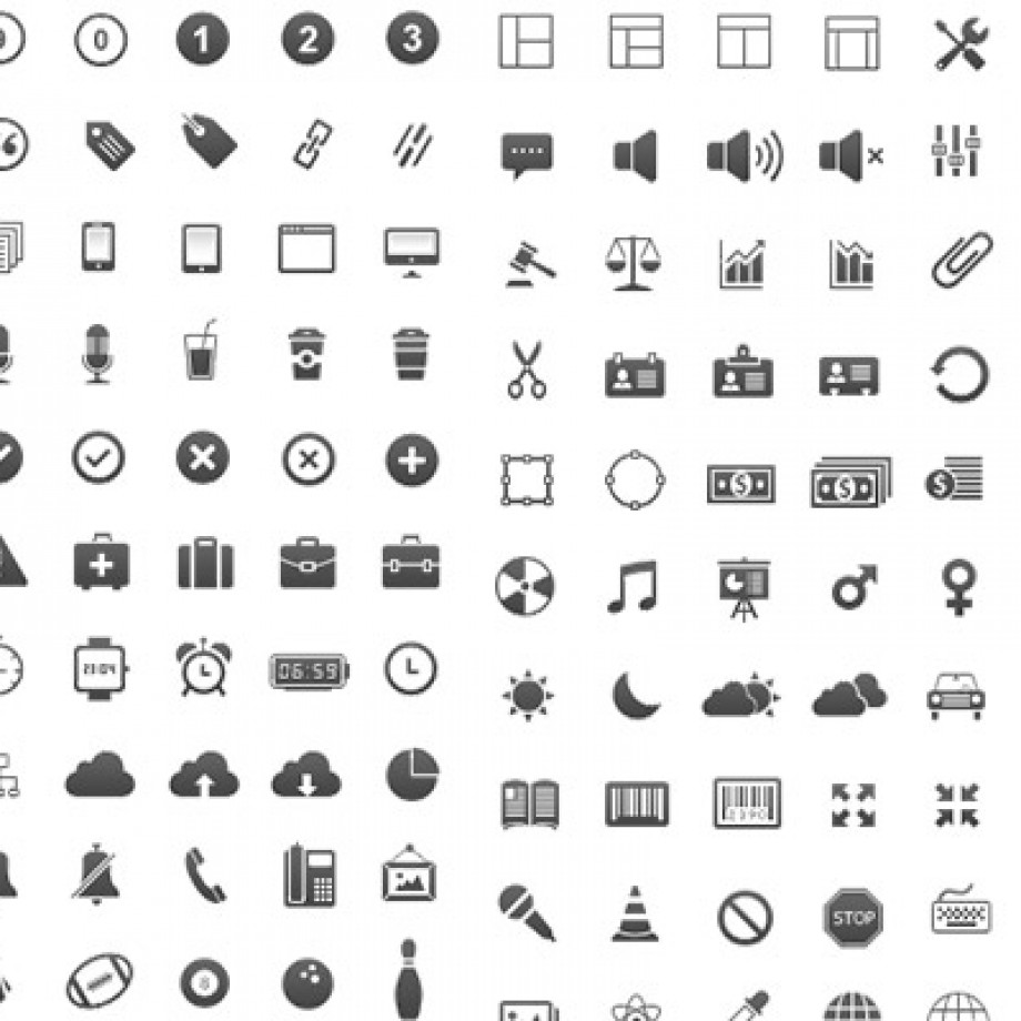 İkon Setleri – High-Quality Minimal Icon Sets