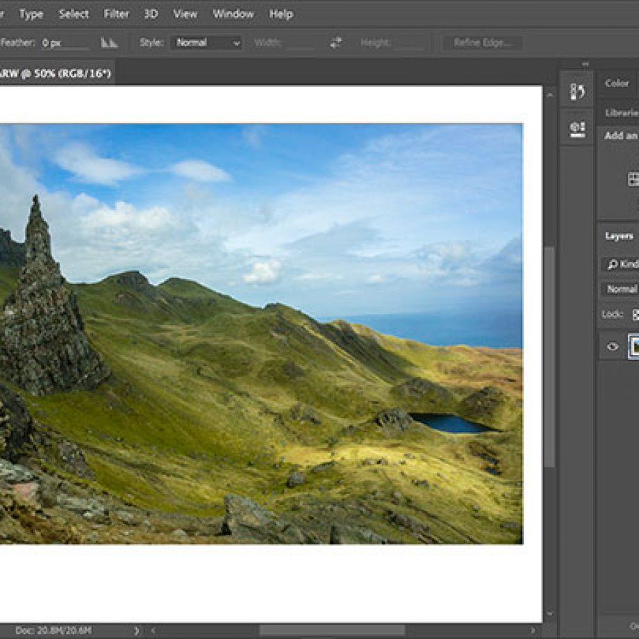 Adobe Photoshop'a beklenen özellik geldi
