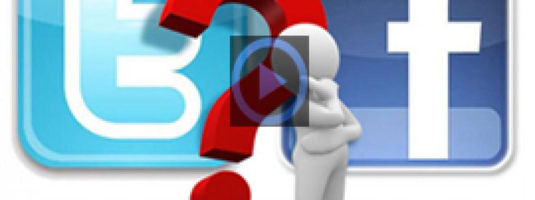 Twitter'mı Facebook'mu? (Röportaj)