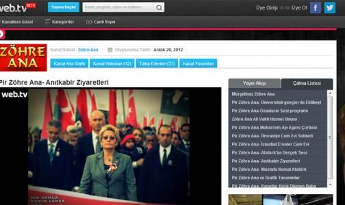 Zöhre Ana Web TV